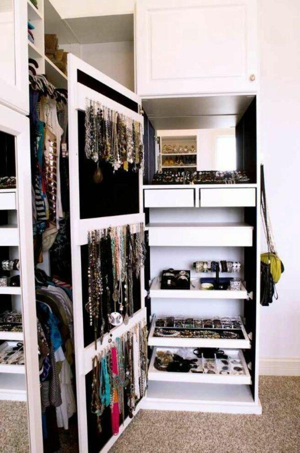 begehbarer kleiderschrank ideen verschiedene designs und. Black Bedroom Furniture Sets. Home Design Ideas