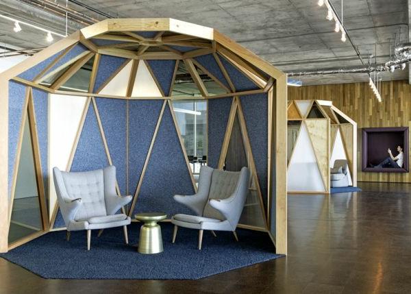 Cisco Büros mit neuer Innenarchitektur