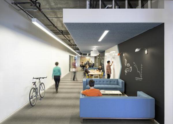 Die beste Innenarchitektur in Cisco Büros