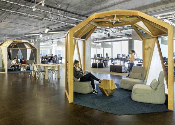Schöne und kreative Innenarchitektur