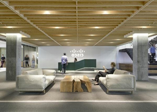 Cisco hat die beste Innenarchitektur