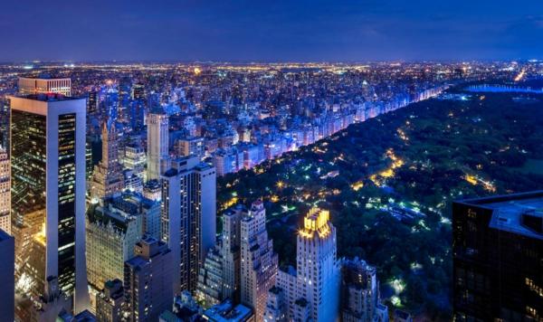 Hoher Stock mit wunderbarem Blick auf der Stadt