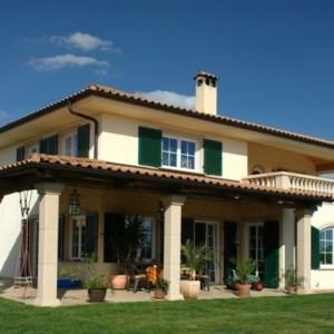 Haus bauen- auffallende Ideen für Außen-und Innenarchitektur