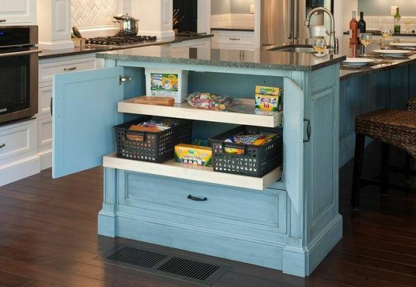Die moderne Kochinsel in der Küche- 20 verblüffende Ideen ...