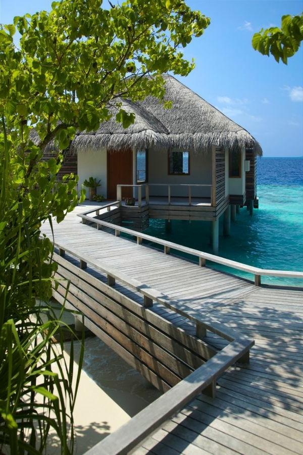 Inspirierender Ort zum Urlaub