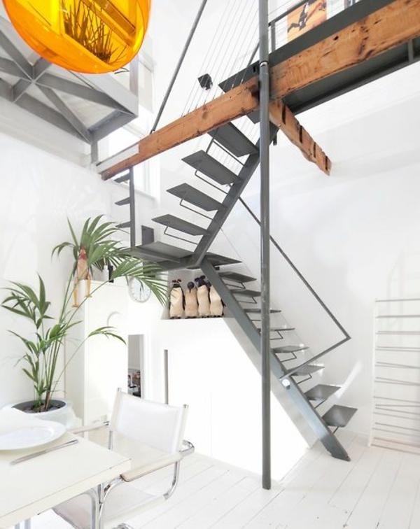 Moderne Treppen Ideen Modelle Und Farben.