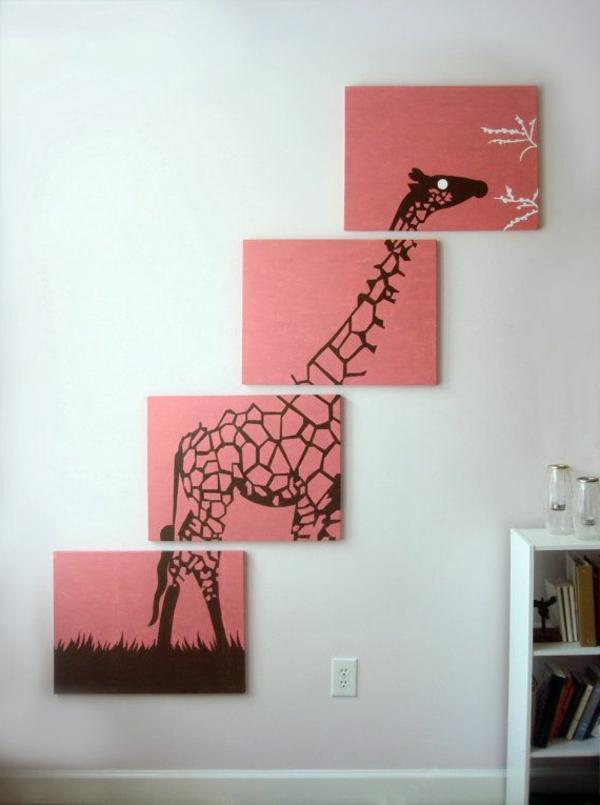 Deko für Wandgestaltung