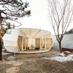 Innovatives Zelt Camping als Hobby für Große und Kleine