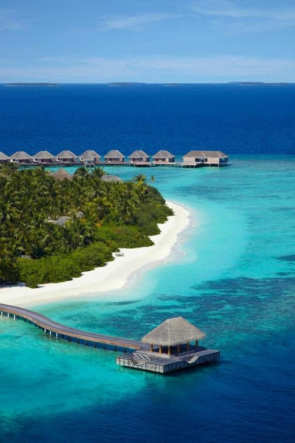 Zeit auf dem besten Insel verbringen