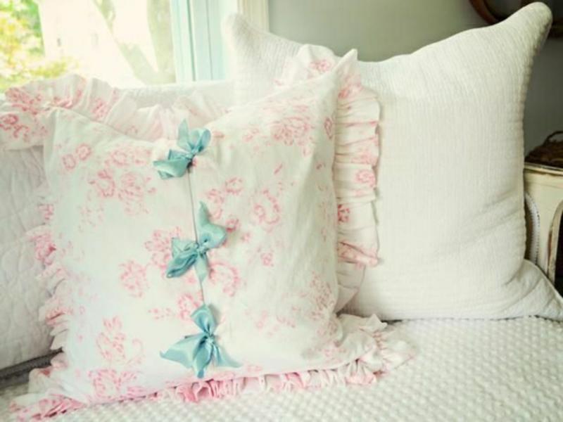 Super schöne Ideen für Kissenbezüge