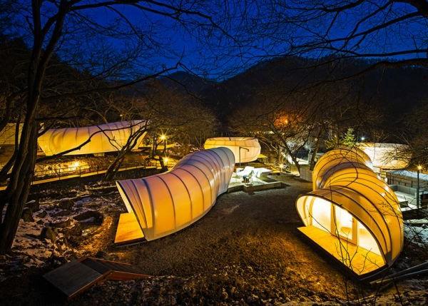 Neue Innovationen beim Zelt Camping
