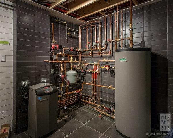 Wasserheizung,die energieeffizient ist