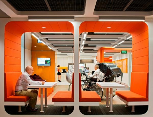 Innenarchitektur kreative Ideen