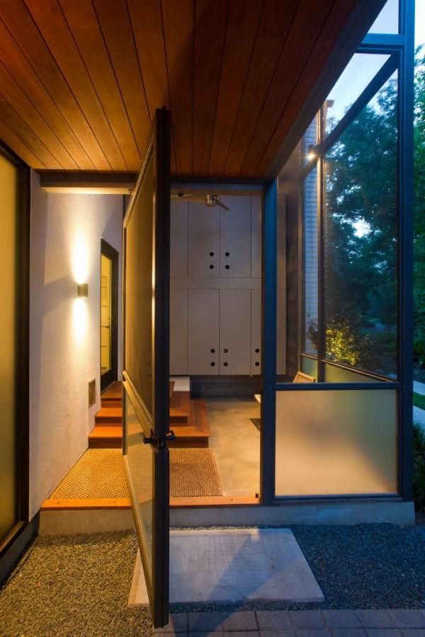 Wohnideen Türen extravagante drehtüren für ihr zuhause eine der besten wohnideen