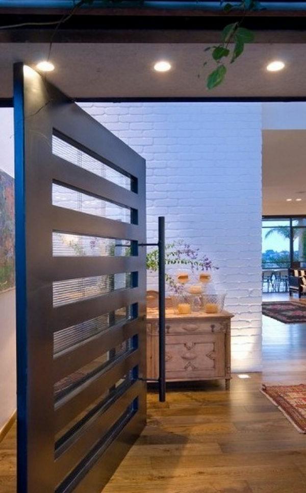 Extravagante Drehtüren für Ihr Zuhause- eine der besten Wohnideen ...