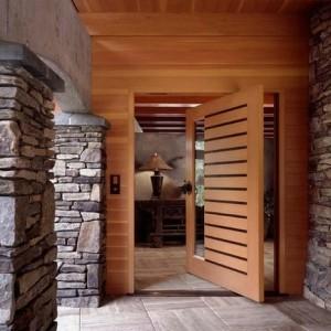 Extravagante Drehtüren für Ihr Zuhause- eine der besten Wohnideen!