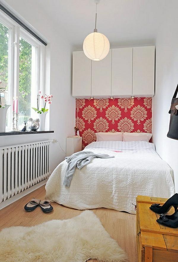Originelles Modell vom Bett Kopfteil- Akzent im Schlafzimmer