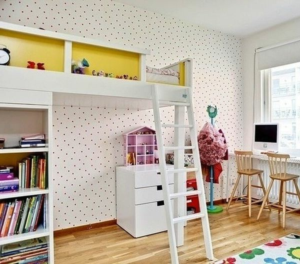 Innenarchitektur Kinderzimmer bett design 24 ideen für kinderzimmer innenarchitektur