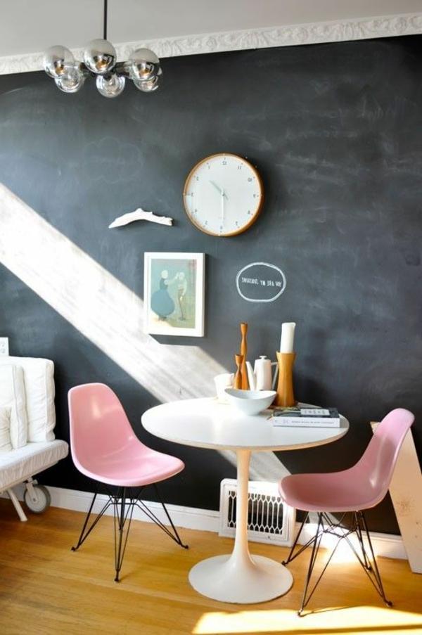 Riesige Kreisetafel für eine kreative Wandgestaltung