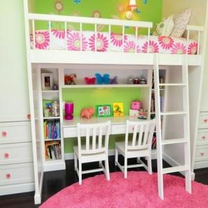 Bett Design- 24 Super Ideen für Kinderzimmer Innenarchitektur