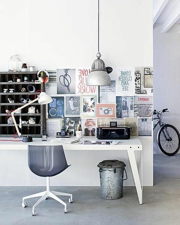 Arbeitszimmer im skandinavischen stil 29 coole ideen for Coole einrichtung