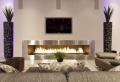 Wie ein modernes Wohnzimmer aussieht – 135 innovative Designer Ideen