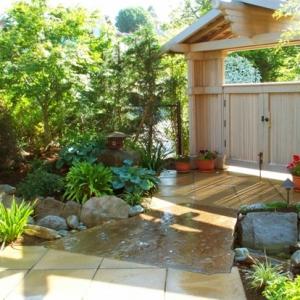 Gartengestaltung: 60 fantastische Garten Ideen