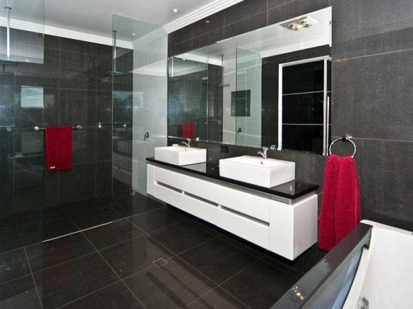 badezimmer badezimmer design grau badezimmer design grau. Black Bedroom Furniture Sets. Home Design Ideas