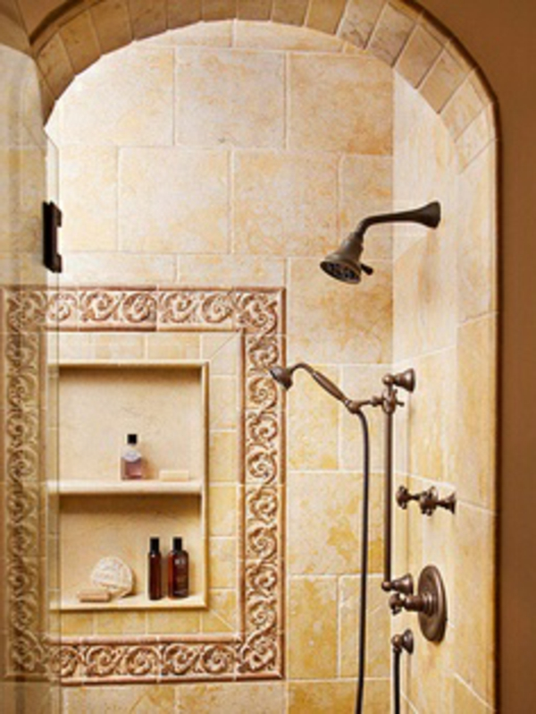 21 eigenartige Ideen - Bad mit Dusche ultramodern ausstatten
