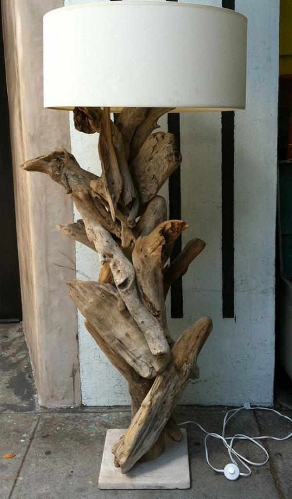 Wunderbare Treibholz Deko Die Auch Praktisch Sein Kann 45