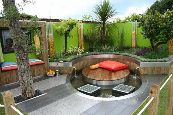 Gartengestaltung: 60 Fantastische Garten Ideen - Archzine.net Garten Gestaltung Ideen
