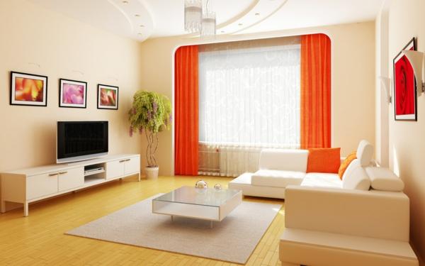 Wonderful Wie Ein Modernes Wohnzimmer Aussieht U2013 135 Innovative Designer Ideen ...