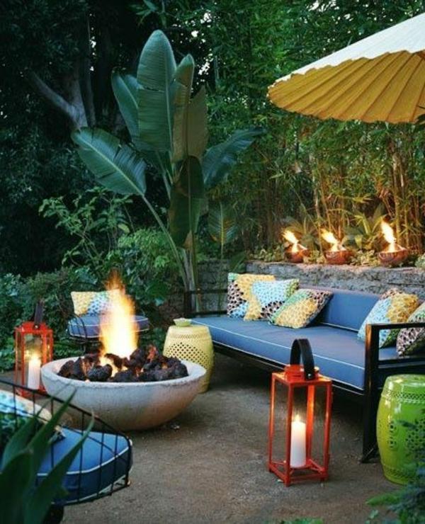 die besten ideen f r terrassengestaltung 69 super beispiele. Black Bedroom Furniture Sets. Home Design Ideas
