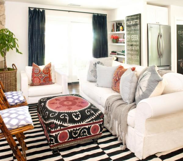 Wohnzimmermöbel Design wie ein modernes wohnzimmer aussieht 135 innovative designer ideen