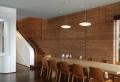 Schaffen Sie eine gemütliche Atmosphäre im Zimmer – Holzwand Ideen