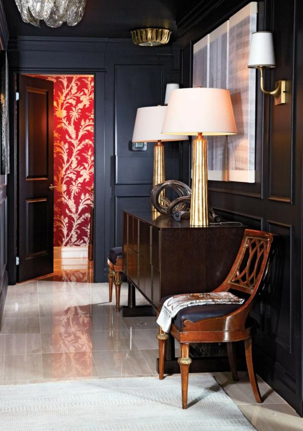 wohnung elegant einrichten - moderne möbelstücke