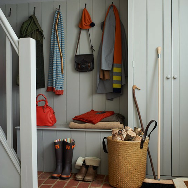 flur neu gestalten verschiedene ideen f r. Black Bedroom Furniture Sets. Home Design Ideas