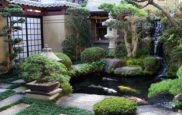 Luxus garten  Gartengestaltung: 60 fantastische Garten Ideen - Archzine.net