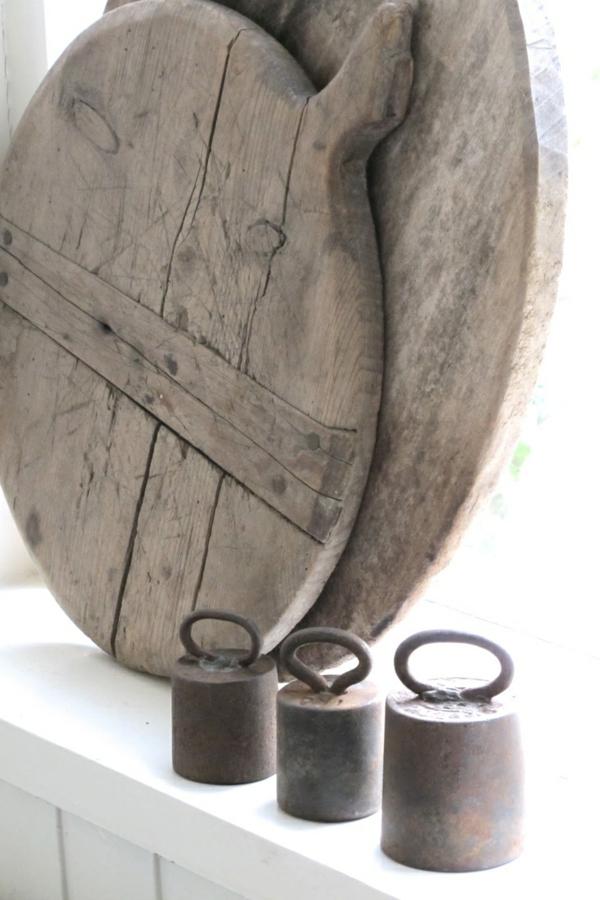 holzbrett zum schneiden - runde form