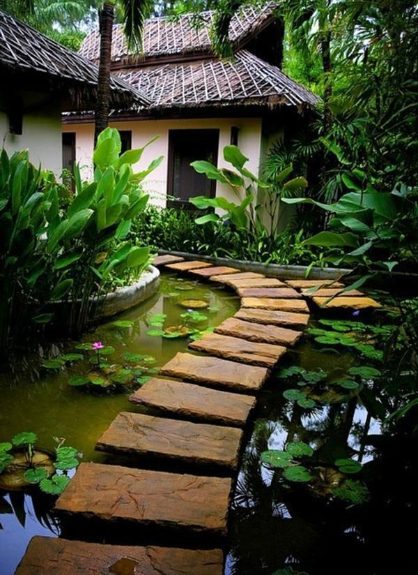 Gartengestaltung japanischen stil for Gartengestaltung country