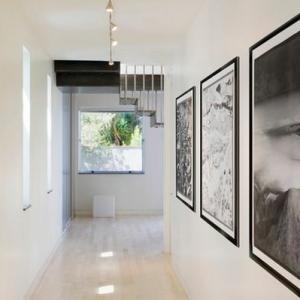 23 Super Ideen für kreative Wandgestaltung im Hausflur