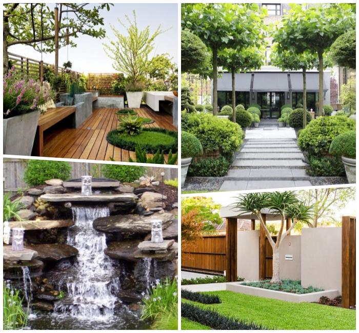 1001 Moderne Und Stilvolle Garten Ideen Zur Inspiration