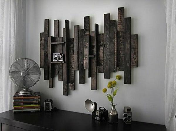 zeit f r kunst 48 wanddekoration ideen. Black Bedroom Furniture Sets. Home Design Ideas