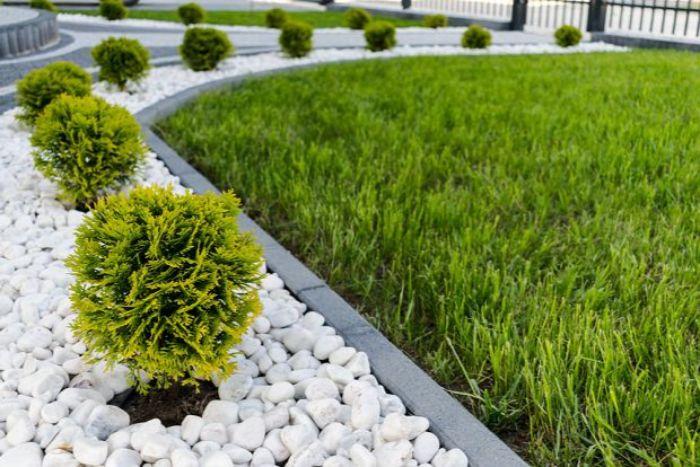 53 Erstaunliche Bilder Von Gartengestaltung Mit Steinen