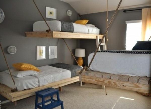 Twin Bunk Murphy Bed Plans