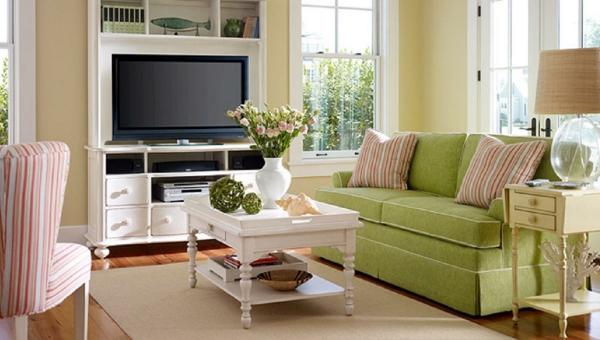 Sofa In Flieder Mit Gruenem Bild : Wie ein modernes wohnzimmer aussieht innovative