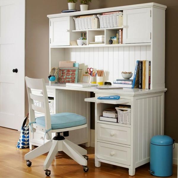 weiße farbe für einen kinderschreibtisch
