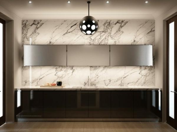 Küchenwandspiegel 41 interessante küchenspiegel ideen für die wohnung archzine