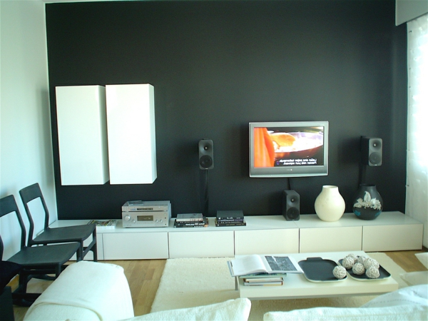 wie ein modernes wohnzimmer aussieht - 135 innovative designer ... - Kleine Wohnzimmer Modern