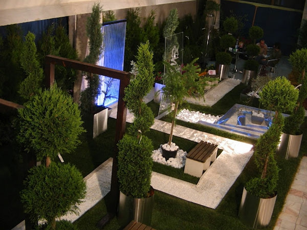 Gartengestaltung 60 fantastische garten ideen for Gartengestaltung modern design